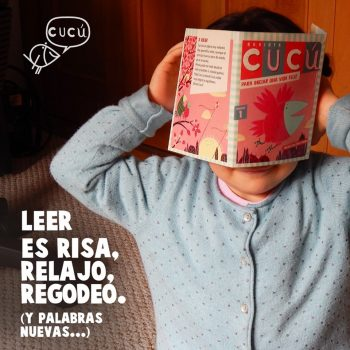 Revista CUCÚ - Para niños de 0-4 años